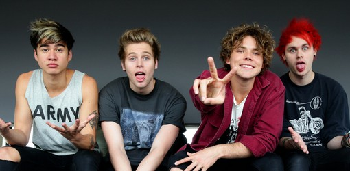 5 Seconds Of Summer Announced North American 2016 Tour Dates