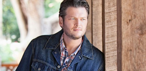 Blake Shelton Embarks on Tour in Winter 2016