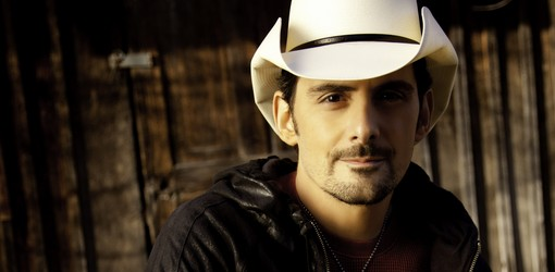 Brad Paisley Announced Winter 2016 Leg of His World Tour