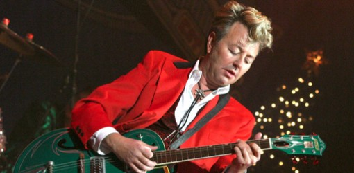 Brian Setzer Orchestra Christmas 2015 Tour Announced