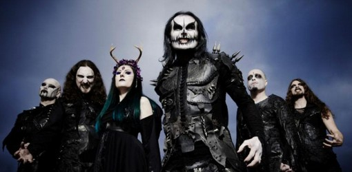 Cradle of Filth Unveiled 2016 North American Tour