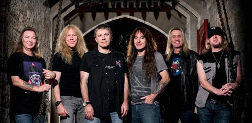 Iron Maiden Heralded U.S. 2016 Tour Dates