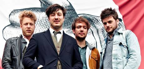 Mumford & Sons Are Ready for Summer North American Tour