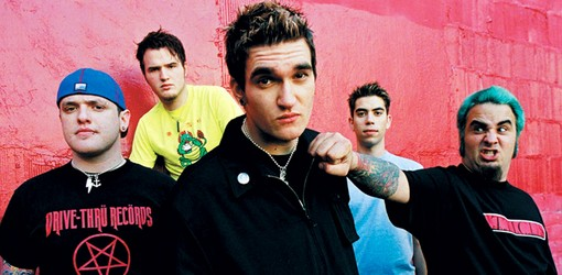 New Found Glory and Yellowcard Start Co-Headlining North American Tour This October