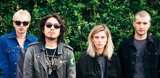 Wolf Alice Unveiled 2016 U.S. Tour