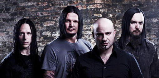 Disturbed Heralded Spring 2016 North American Tour