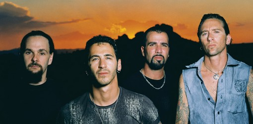 Godsmack Rolled Out Fall 2015 Tour Dates