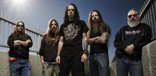 Lamb of God Plotted out 2016 Tour with Anthrax