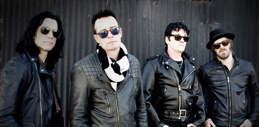Scott Weiland & The Wildabouts Expanded 2015 Tour