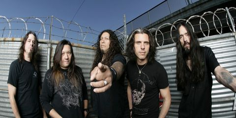 Testament Heralded North American 2015 Tour