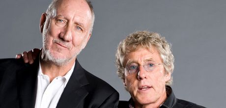 The Who Heralded Firewell Tour in 2015