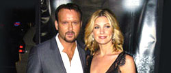 Tim McGraw, and Faith Hill