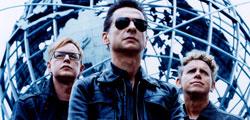 Depeche Mode Announced 2013 European Tour