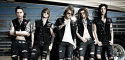 Asking Alexandria Is Prepared for Fall 2013 Tour